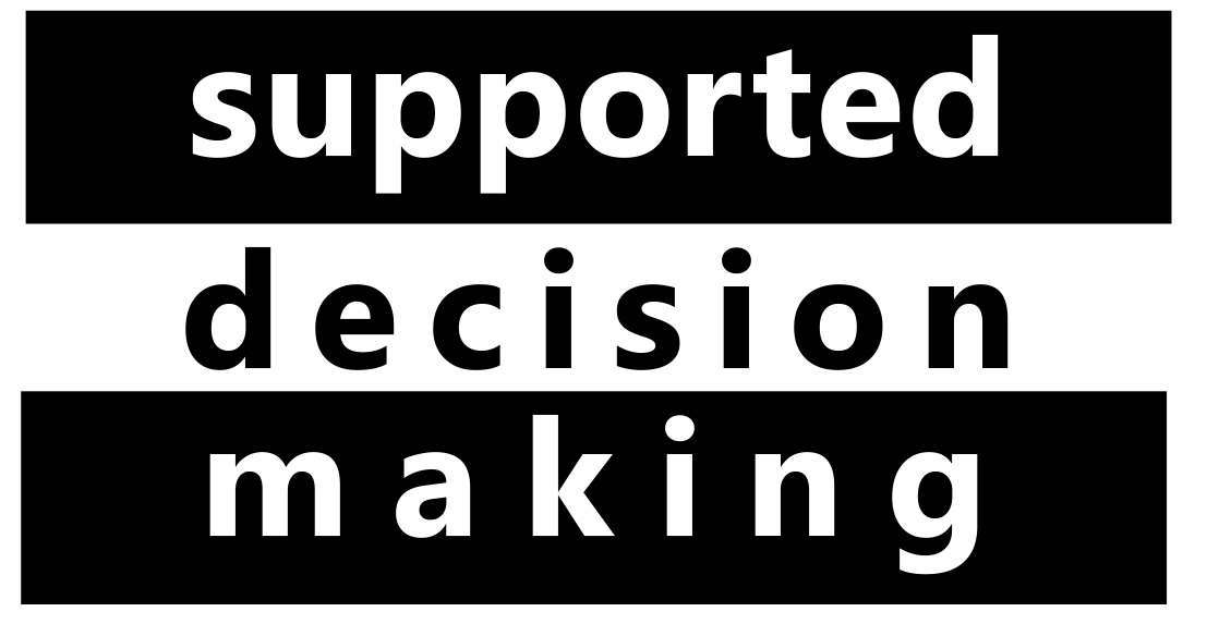 Supported Decision Making logo
